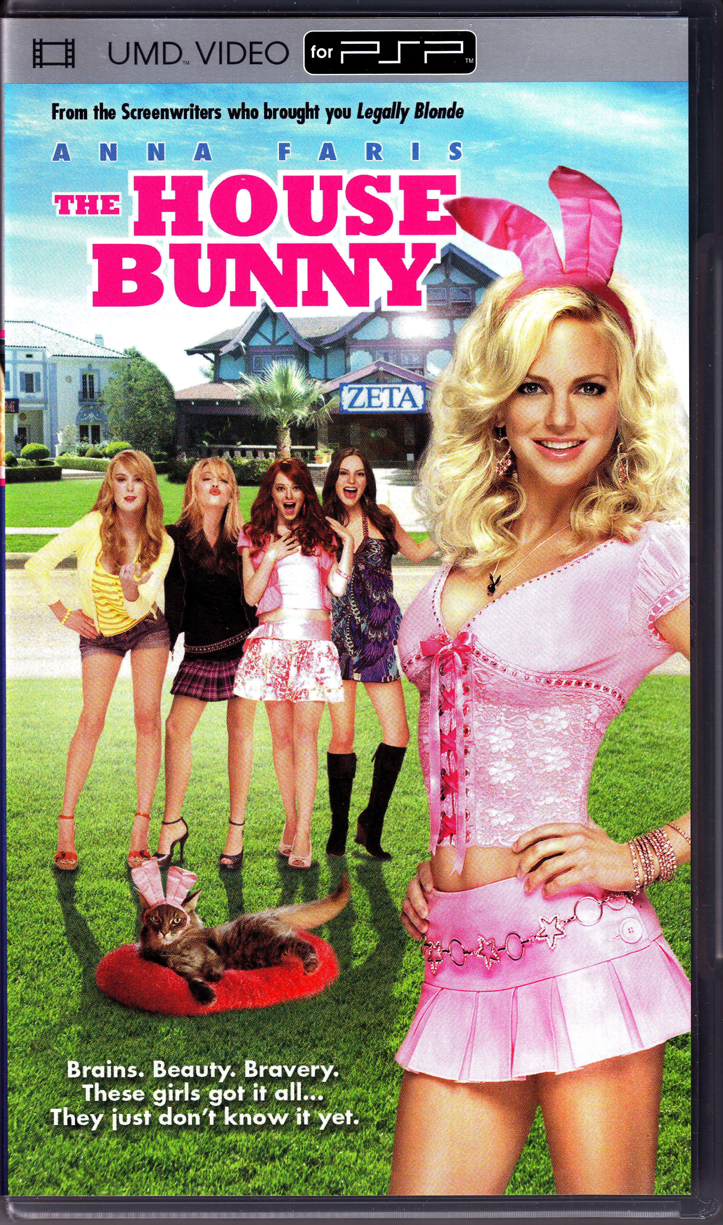 house bunny movie review With 'the house bunny', anna faris' streak of great performances in pretty bad films continues.