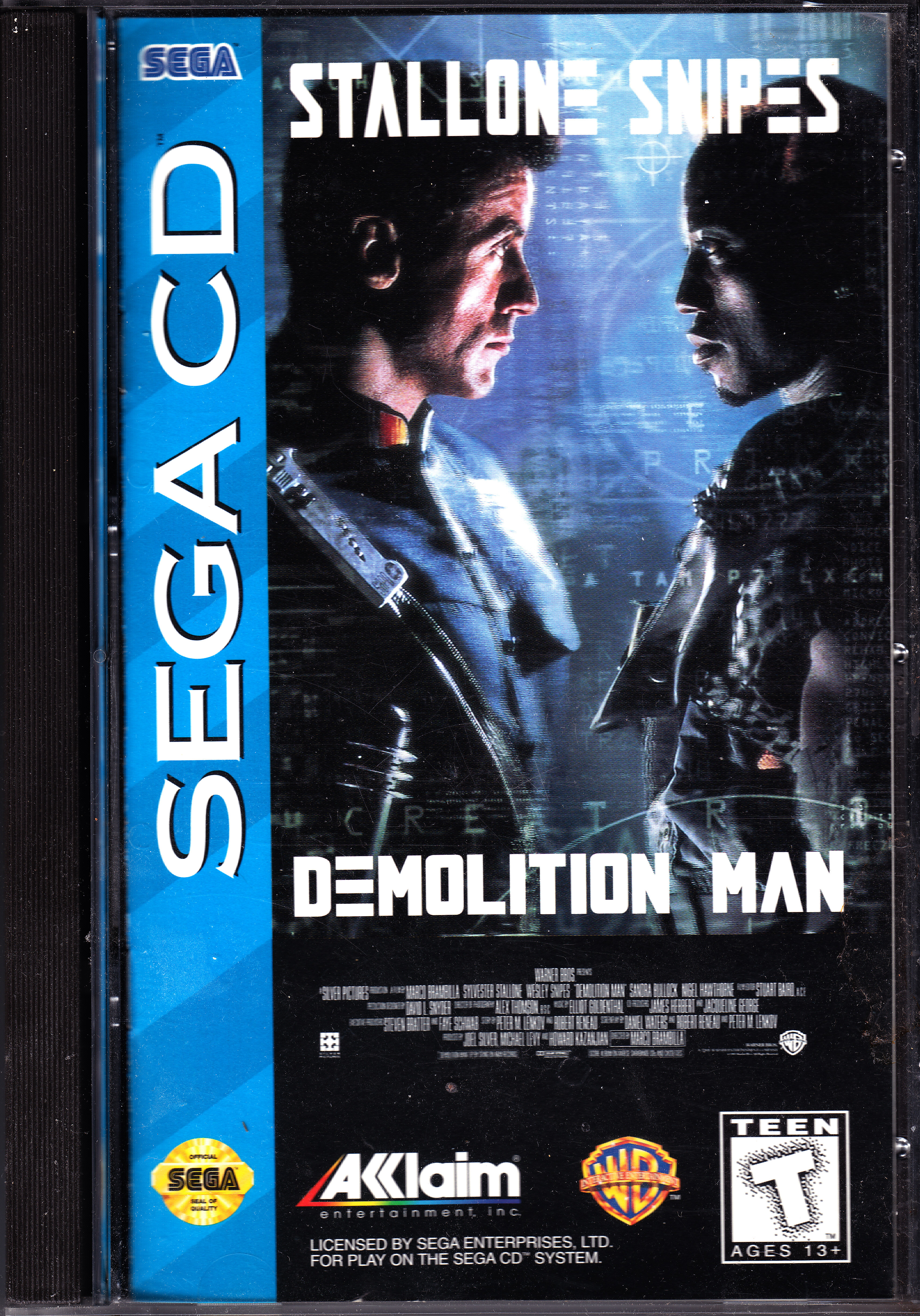concept of demolition man essay Category: essays research papers title: demolition man  one meaning is that  invisibility suggests the unwillingness of others to see the individual as a.