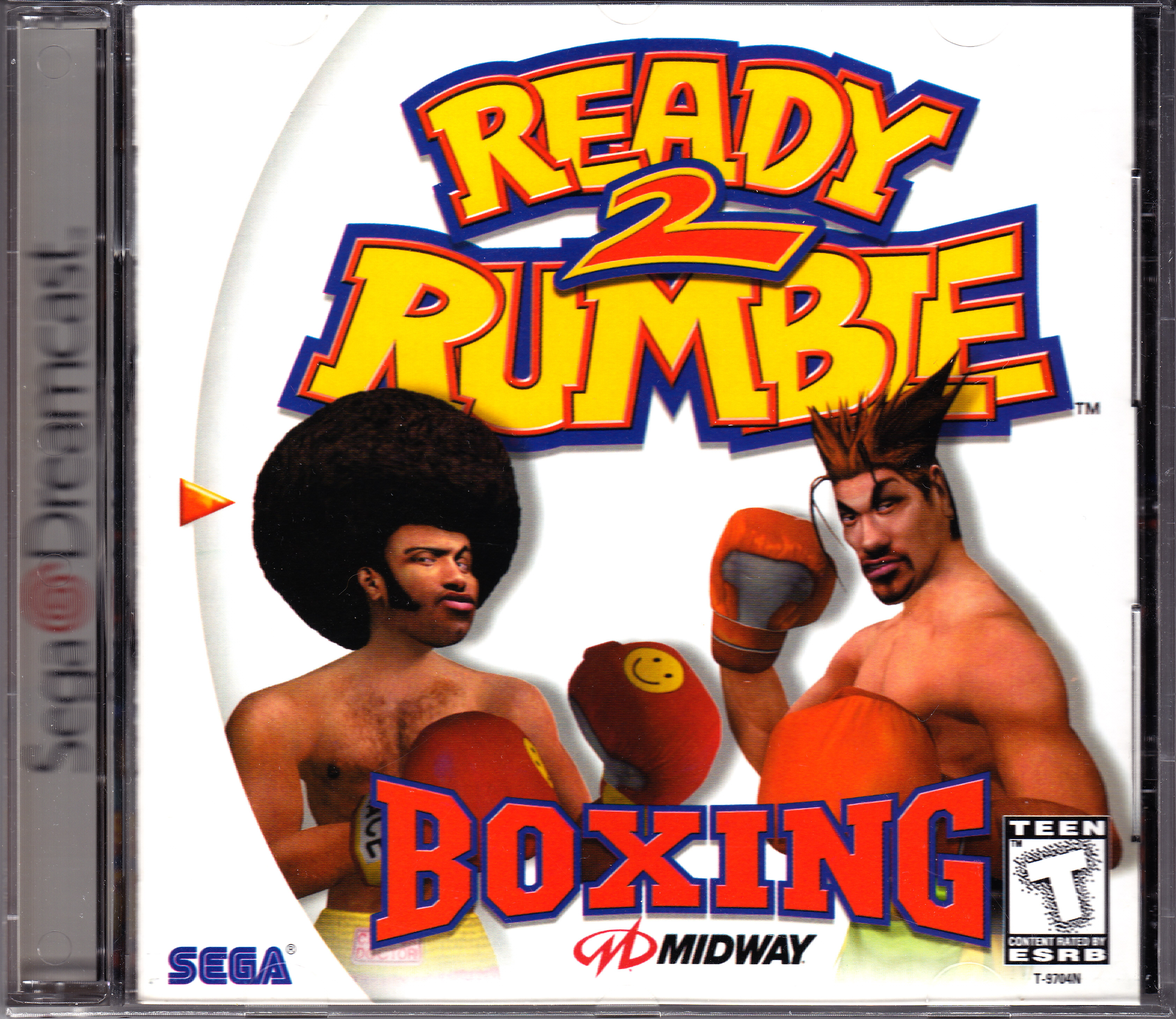 Ready Rumble Boxing 3