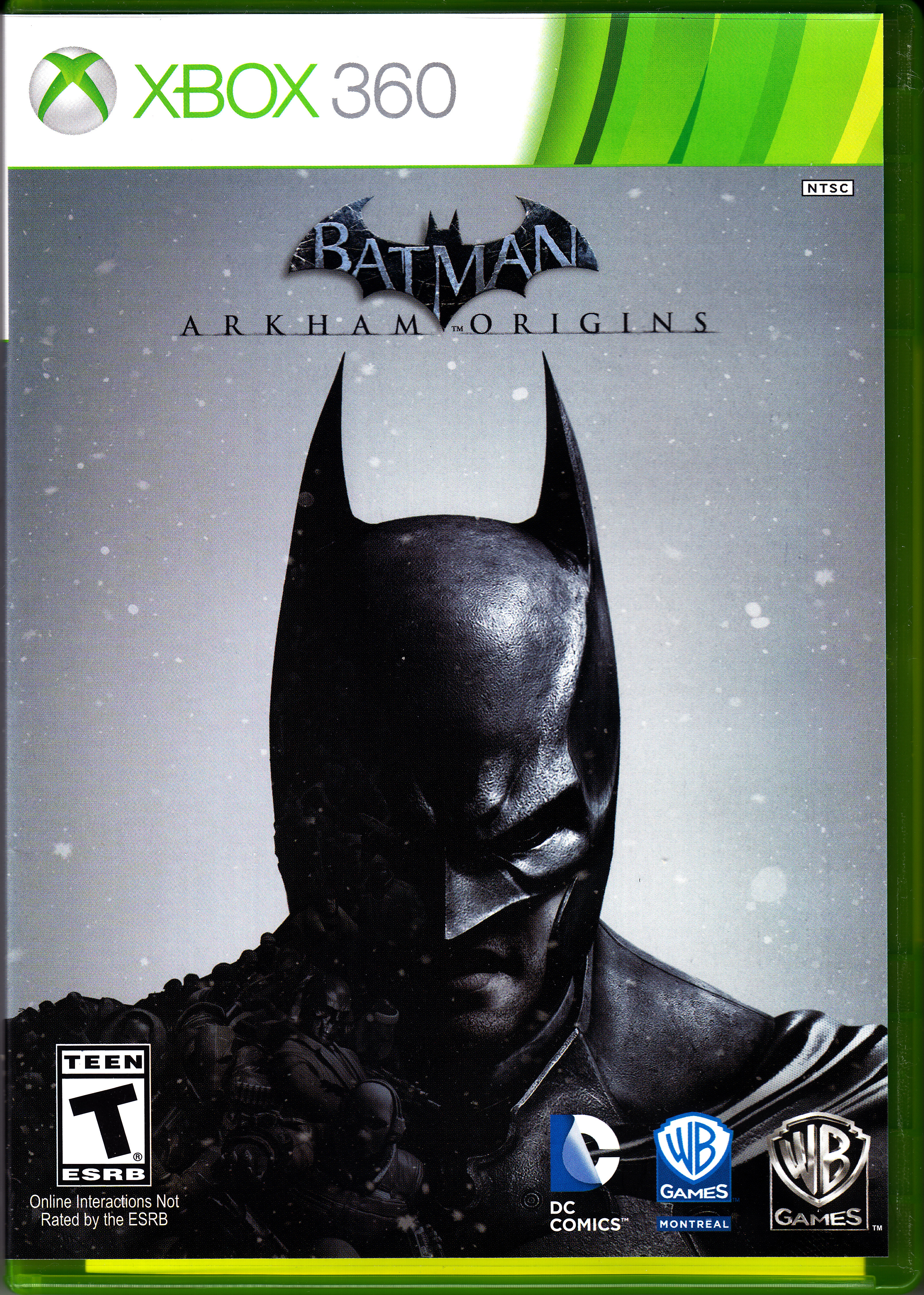 Batman Arkham Origins Cover Index of /Video Games/...
