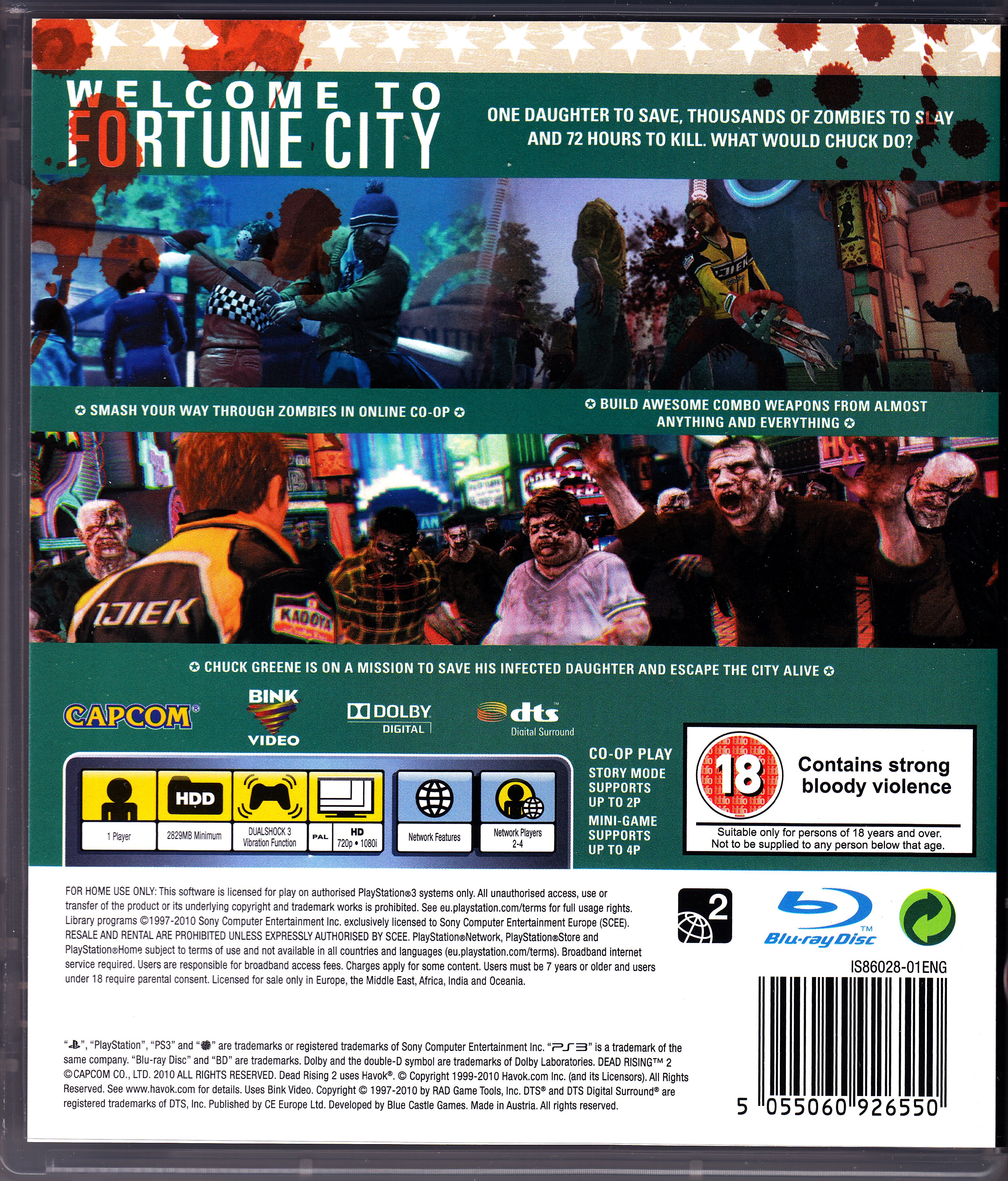 Dead rising 2 trophy guide & road map playstationtrophies. Org.