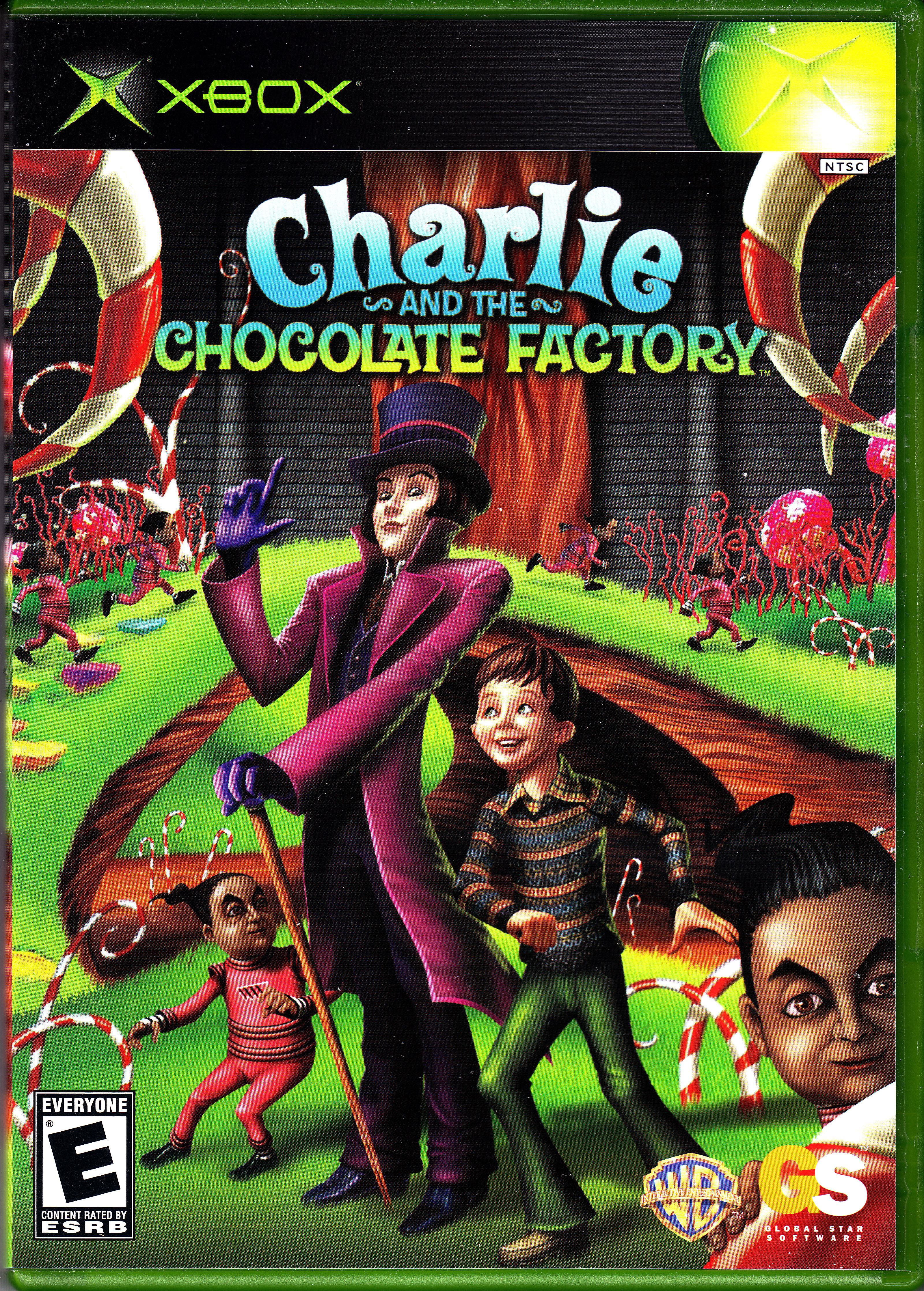 ... Xbox Charlie and the Chocolate Factory Front Cover.jpg ...